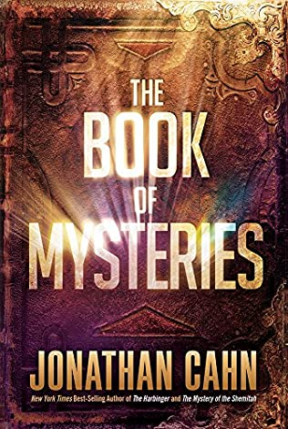 book cover of The Book of Mysteries