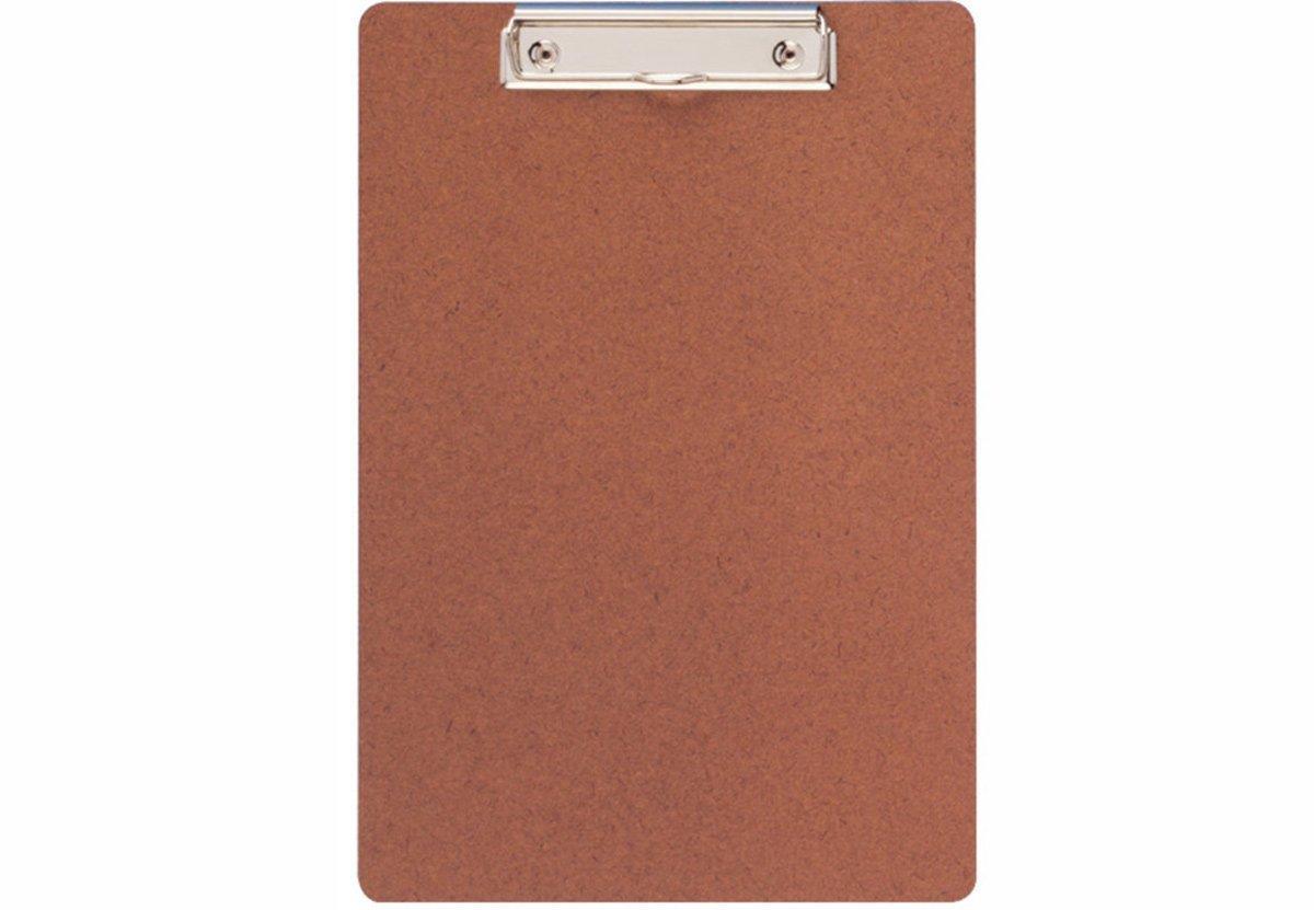 Holz Farbe 8er Sparpack A4 Schreibplatte Hartfaser 8