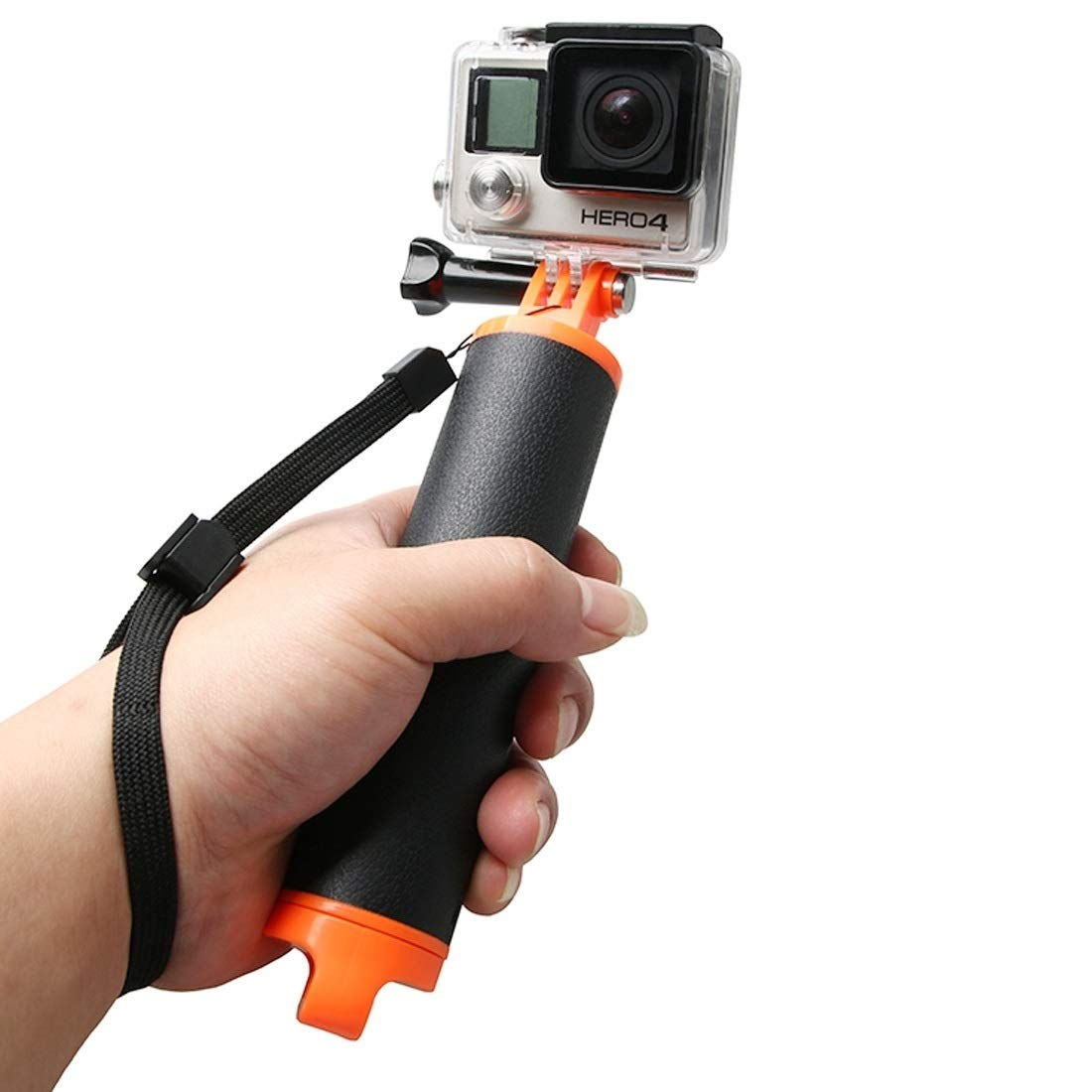 Liuzheng For Waterproof camera Floating Handle Grip with Tripod Holder Adjustable Anti-lost Strap for GoPro NEW HERO HERO6 Session Session Xiaoyi and Other Action Cameras
