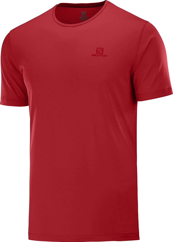 SALOMON Agile Camiseta Deportiva De Manga Corta