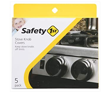 Amazon.com: Safety 1st hs257 Estufa Knob cover – 5 pack: Baby