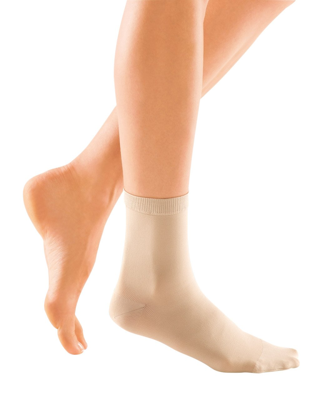 circaid Compression Anklets providing mild, even compression for foot & ankle
