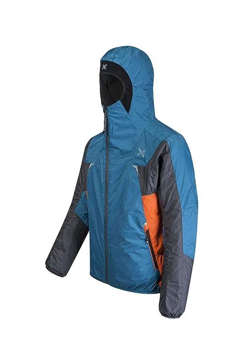 MONTURA Skisky Jacket Blu Aragosta - Giacca Outdoor  Amazon.it ... ec5d49af5d3