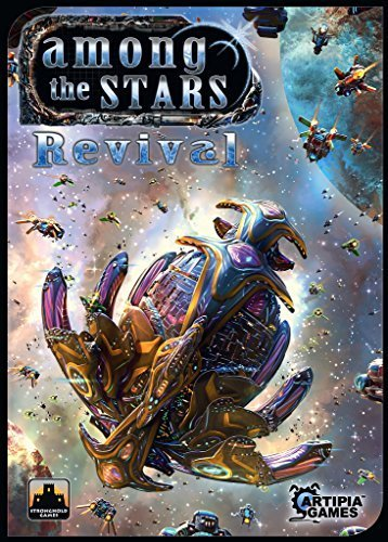Among The Stars Revival Board Game by Publisher Services Inc (PSI)