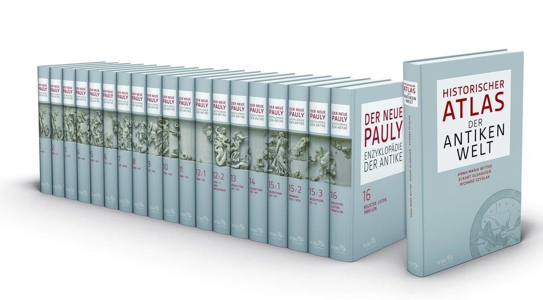 Der Neue Pauly: Enzyklopädie der Antike