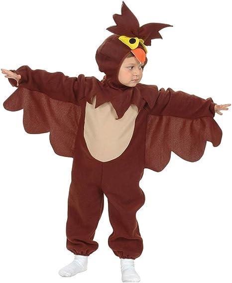 Bristol Novelty - Disfraz infantil de búho, para niños de 2-3 años ...