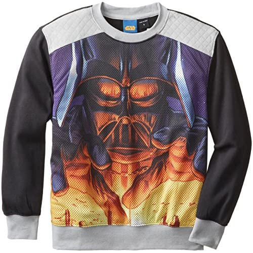 top Star Wars Little Boy Crewneck Sweatshirt hot sale