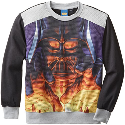 Star Wars Crewneck Sweatshirt Charcoal