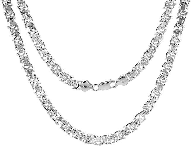 Byzantine Chain Necklace