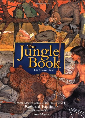 Book report on the jungle book by rudyard kipling