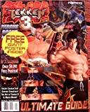 img - for TEKKEN 3: The Ultimate Tekken 3 Guide; Official Hardcore Gamin' Guide. book / textbook / text book