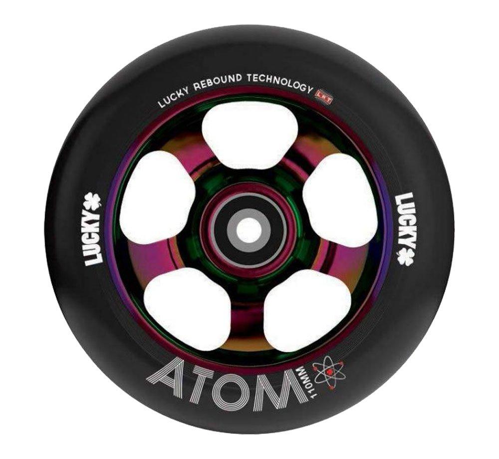 Rueda Completa completa Lucky Atom Neochrome 110 (110mm ...