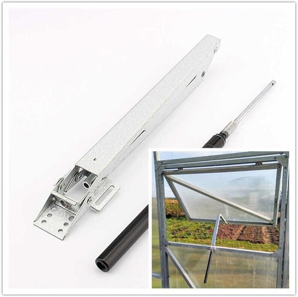 solar ventana sensibles al calor autom/ático ventana de ventilaci/ón abridor Acero al carbono autom/ático abridor de ventana de invernadero agr/ícola abridor de techo Set hogar herramienta