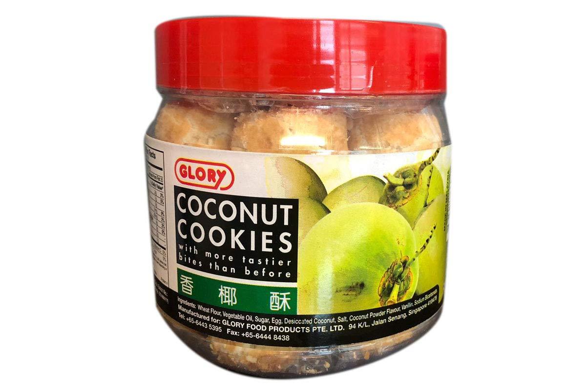 Coconut Cookies - 10.6oz (Pack of 4)