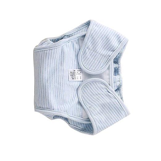 DANDANdianzi Lavable de algodón del paño del bebé de pañal ...