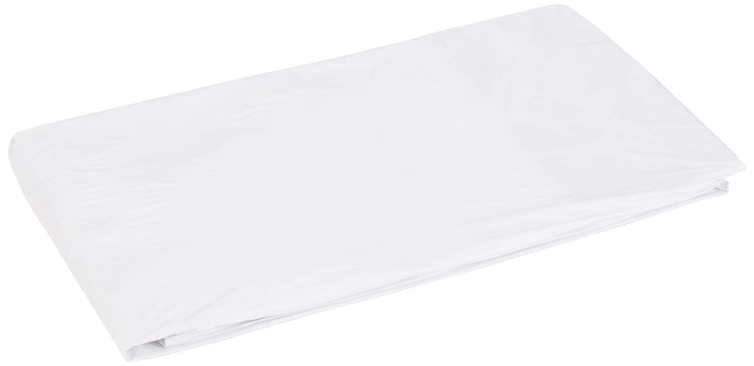 Levinsohn Fresh Ideas Vinyl Fitted Mattress Protectors, Cal King FRE111WHIT05