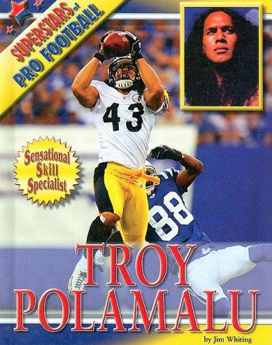 Troy Polamalu Game (Troy Polamalu (Superstars of Pro Football))