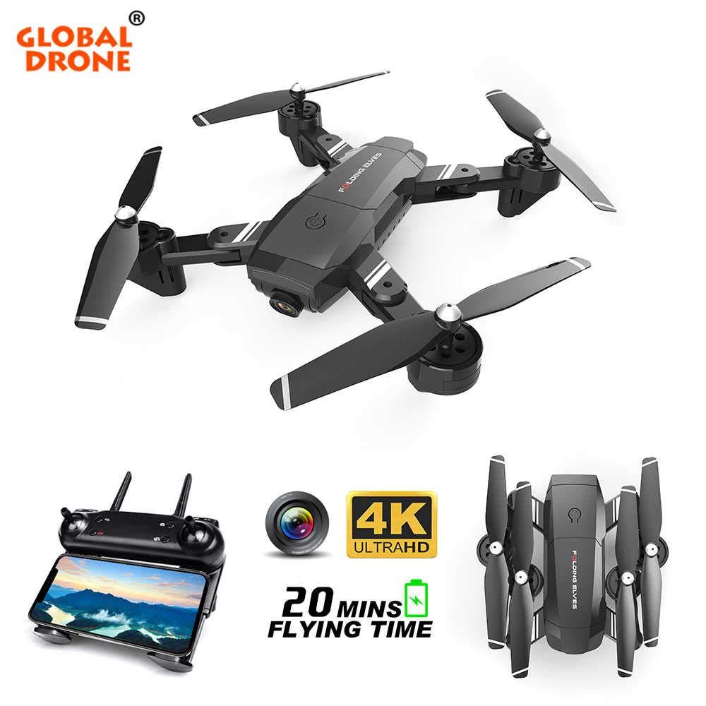 Global Drone Drone 4K Cámara FPV Quadrocopter Sígueme RC ...