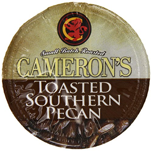 CAMERON'S TOASTED SOUTHERN PECAN COFFEE 24 SINGLE SERVE ()