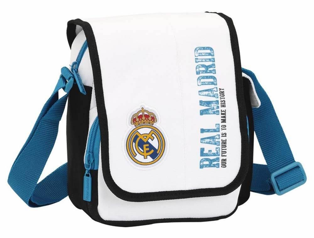 Bandolera peque/ña SAFTA 611754511 Real Madrid