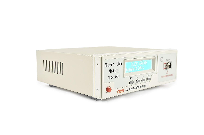 JK2512B Economic Type DC Resistance Meter: Amazon com