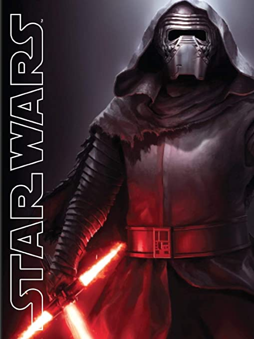 Star Wars Kylo Ren Bed Blanket Royal Plush Raschel Throw Twin Size 60 X 80 with Your Favorite Dark Side Character