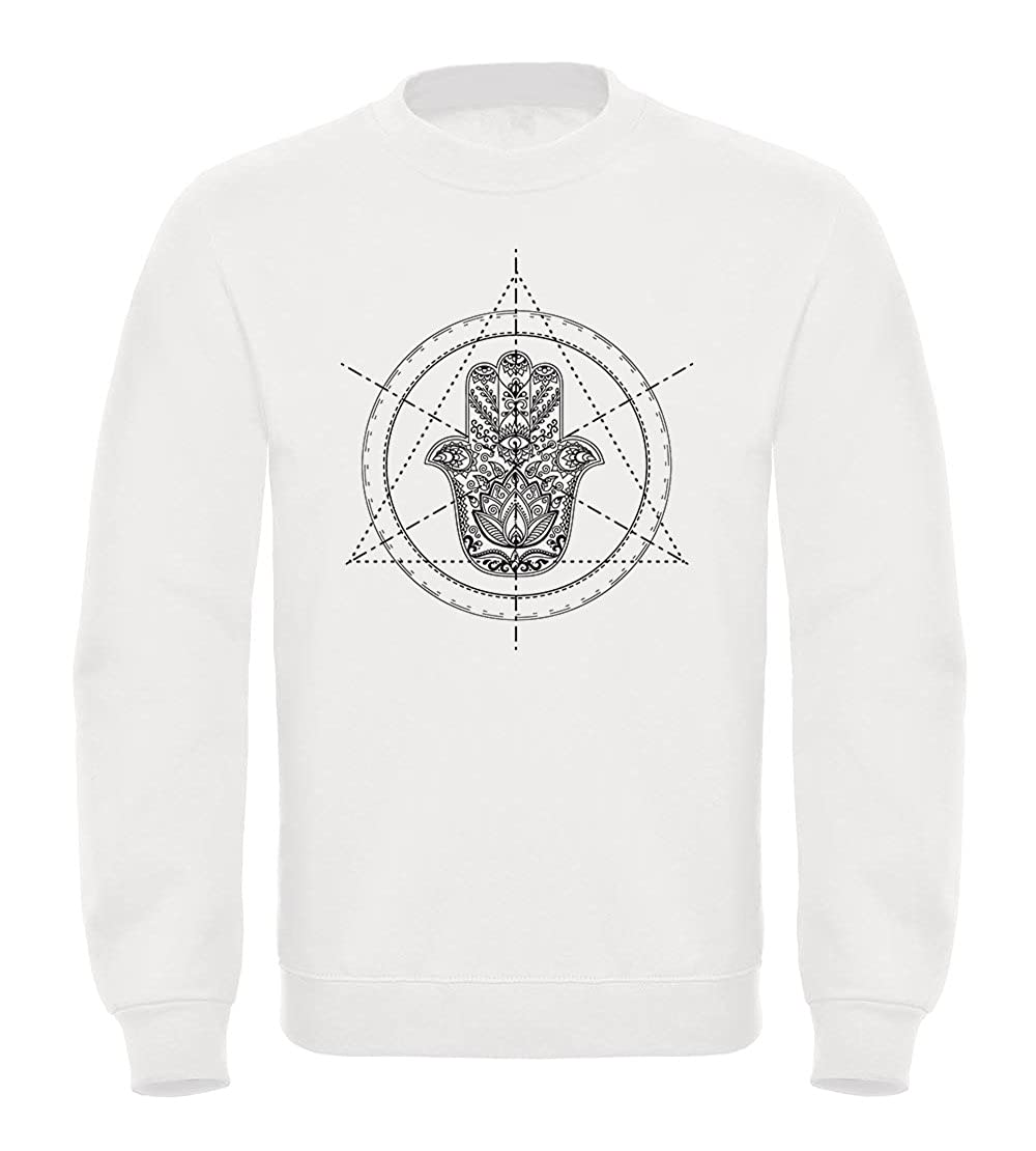 Sweatshirt Herren Anker Anchor Rundhals-PulloverNeverless®