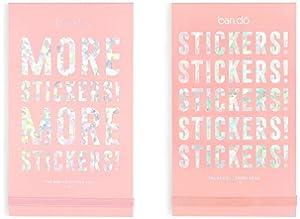 Amazon.com: ban.do Womens Deluxe Agenda Sticker Pack, Multi ...