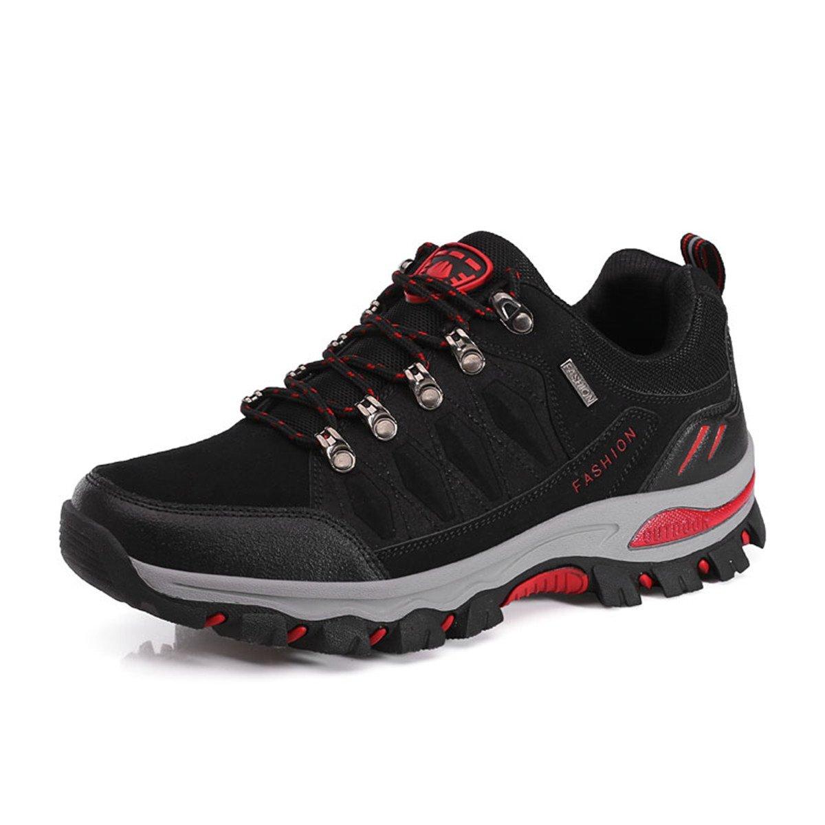 LSGEGO Unisexe Chaussures de randonnée en Plein air Bottes de randonnée Voyages...