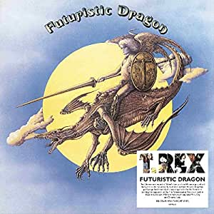 T Rex Futuristic Dragon Amazon Com Music