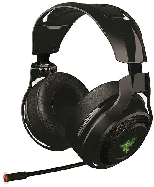 32 opinioni per Razer ManO'War Wireless- Cuffie Gaming Headset Wireless