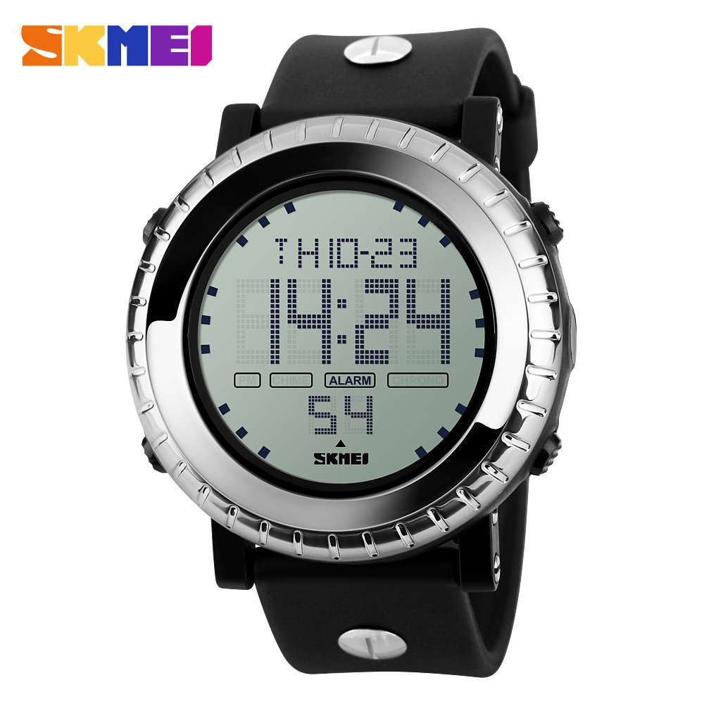 Amazon.com: Carlien Sports Watches Fashion Outdoor Men Army Military LED Digital Watch Relojes Mens Wristwatches: Watches