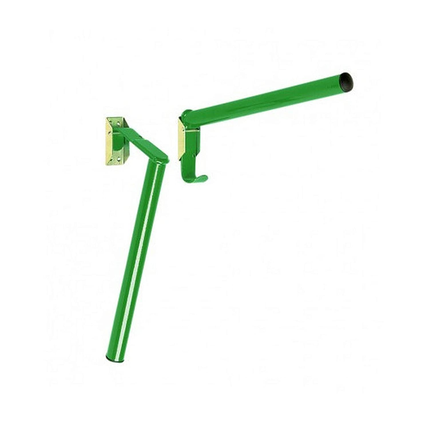 Green UK Size  One Size Green UK Size  One Size Stubbs Display Pole (UK Size  One Size) (Green)