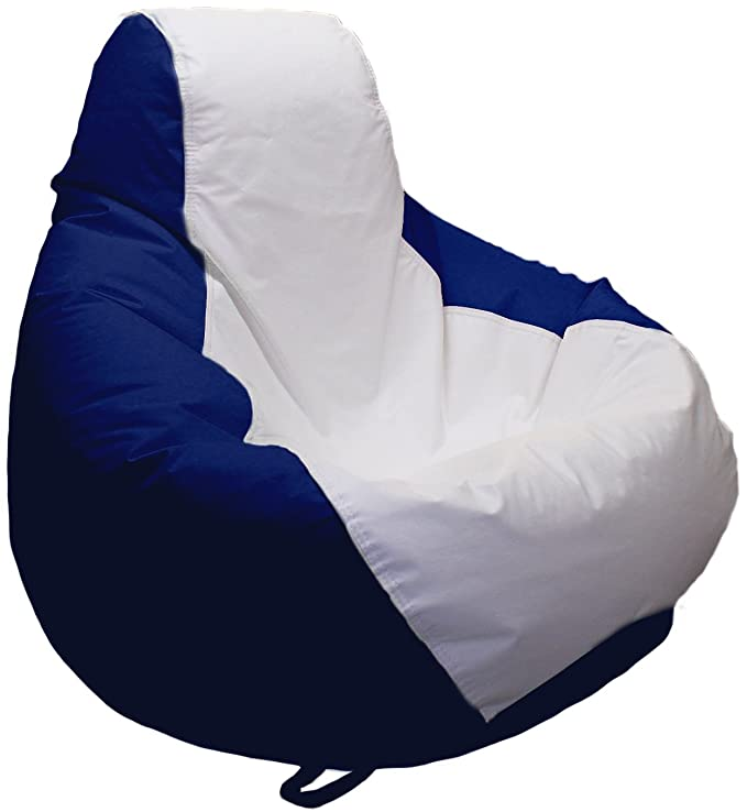 Fabulous Ocean Tamer Medium Teardrop Marine Bean Bag Machost Co Dining Chair Design Ideas Machostcouk