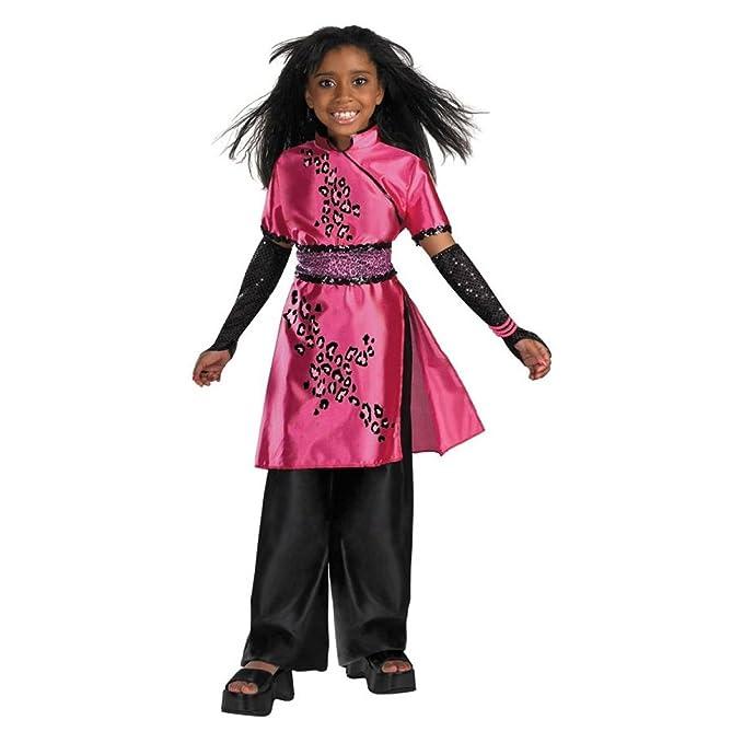 Amazon.com: Disguise - Cheetah Girls Costume: Clothing