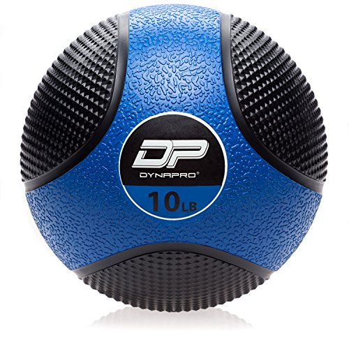 DYNAPRO Medicine Ball | Exercise Ball, Durable Rubber, Consi