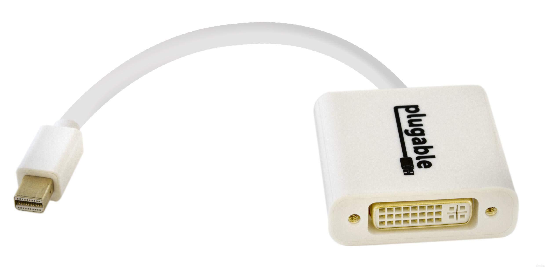 Plugable Mini DisplayPort (Thunderbolt 2) a DVI Adaptador (S