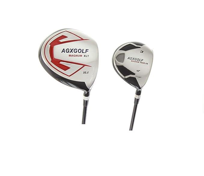 Amazon.com: orlimar Golf Men s Black Ice Set de Club de ...