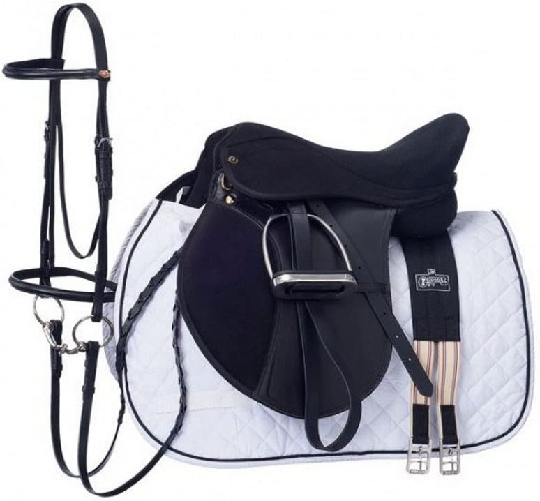 EquiRoyal Pro Am All Purpose Saddle Pkg