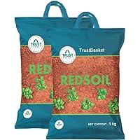 TrustBasket Garden Red soil 10 kg