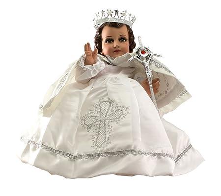 ropon de la fe. Bebé Jesús disfraz. Traje para niño dios.: Amazon ...
