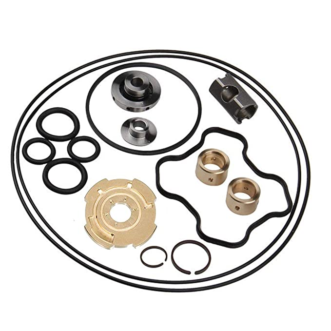 Amazon Com Turbo Compressor Wheel And Turbo Rebuild Kit For Ford