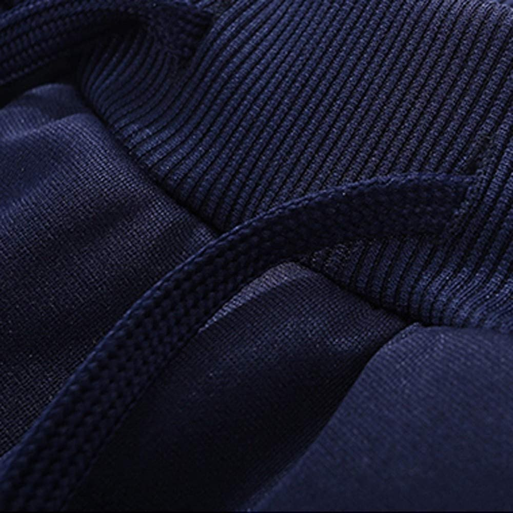 Herren Trainingsanzug Fleecejacke Set Winter Warm Jogginganzug Mit Kapuze Sweatshirt Casual Freizeitanzug Fitness Hausanzug Baumwolle Sportbekleidung Sweatjacke