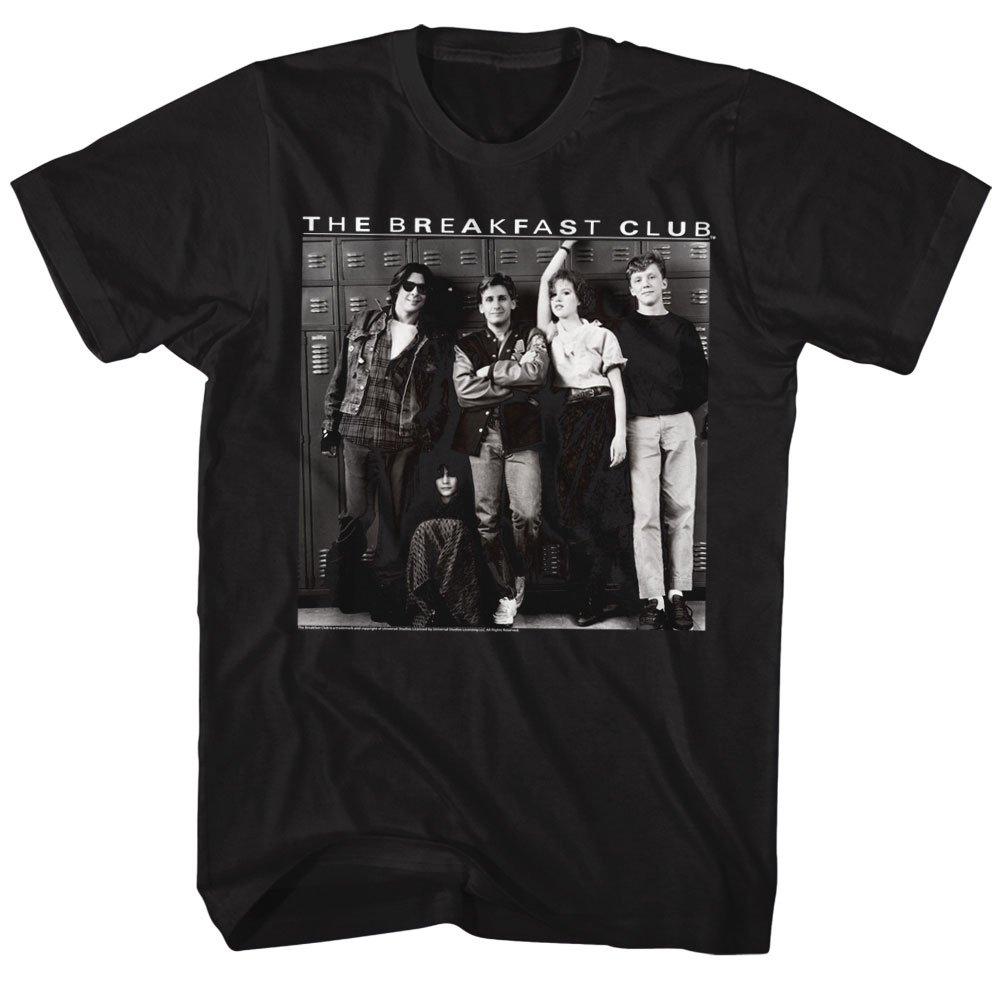 Breakfast Club Bee Ehn Doubleyoo 6643 Shirts