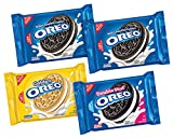 Oreo Nabisco Oreo Chocolate Sandwich Cookie Pack - 5.25 oz