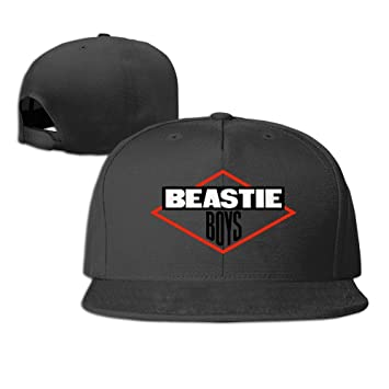 Yhsuk Beastie Boys Unisex Fashion Cool Adjustable Snapback Baseball Cap Hat  One Size Black  Amazon.co.uk  Sports   Outdoors 9dc76629bd0e
