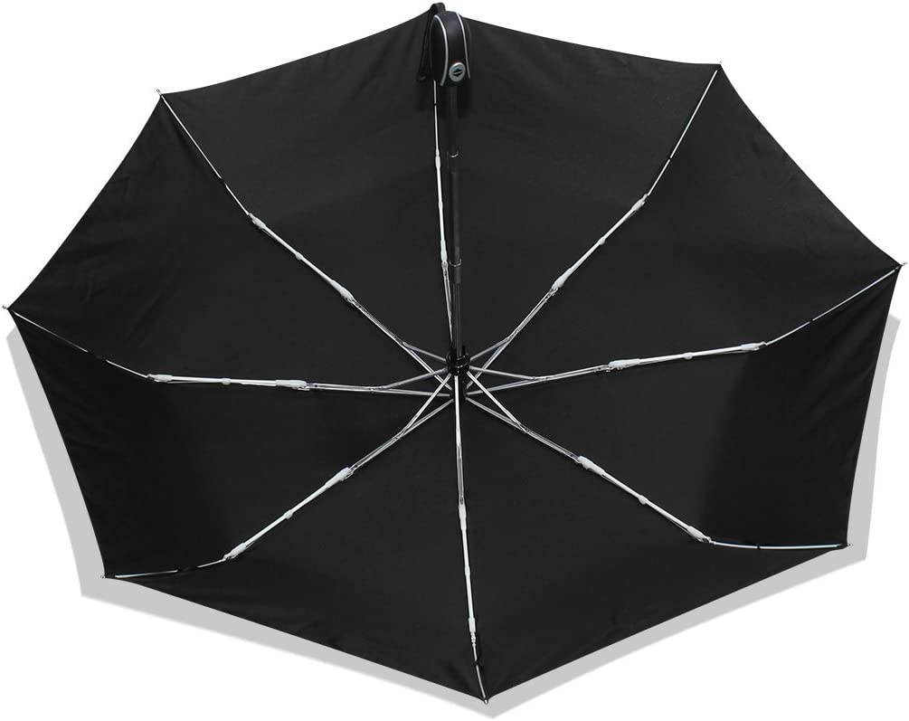 DOENR Irregular Figure Compact Travel Umbrella Sun and Rain Auto Open Close Umbrellas Windproof UV Protection Umbrella