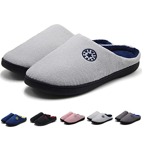 amazon com mens house slippers womens house shoes memory foam rh amazon com UGG Slippers for Men UGG Slippers for Men