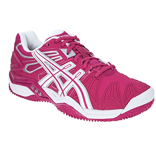 Asics Gel Resolution femme 5 Clay Chaussures E352Y de tennis Resolution pour femme E352Y 1901 991cd66 - radicalfrugality.info