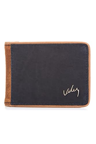VELEZ Genuine Mens Colombian Leather Wallet | Carteras de Cuero Colombiano para Hombres